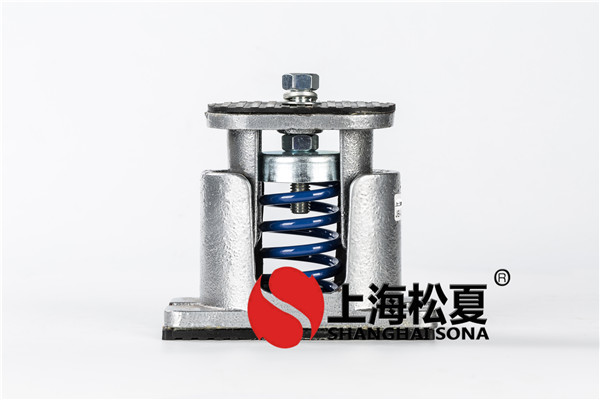 如何正确安装水泵减震器?