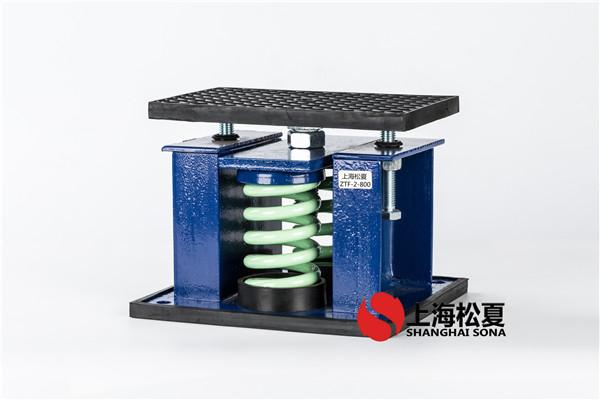 风机该怎样选择合适的减震器呢?