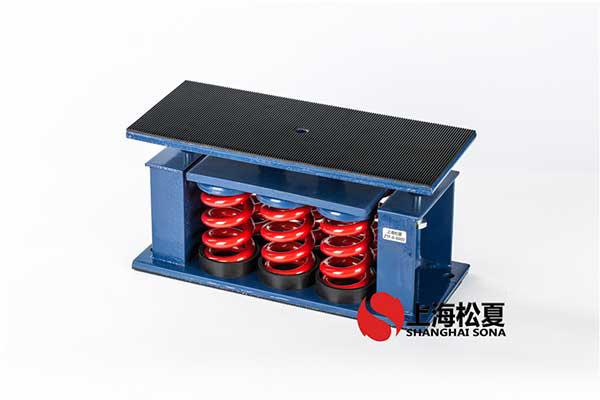 阻尼弹簧减震器的结构特点