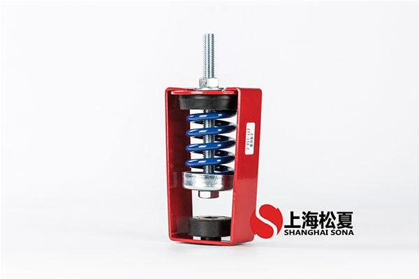 减震降噪工程中橡胶减震器