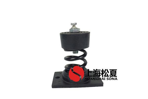 冷却塔减震器的安装工艺