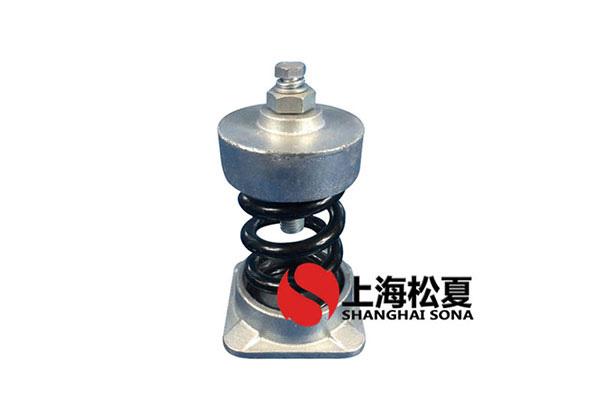 ZTE型可调式弹簧减震器产品