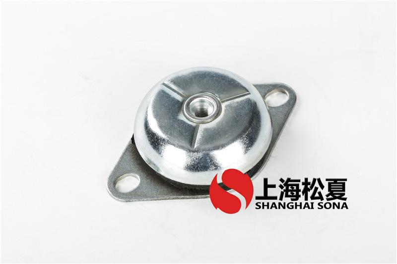 JNH633008M橡胶减震器 电机机组橡胶减震器